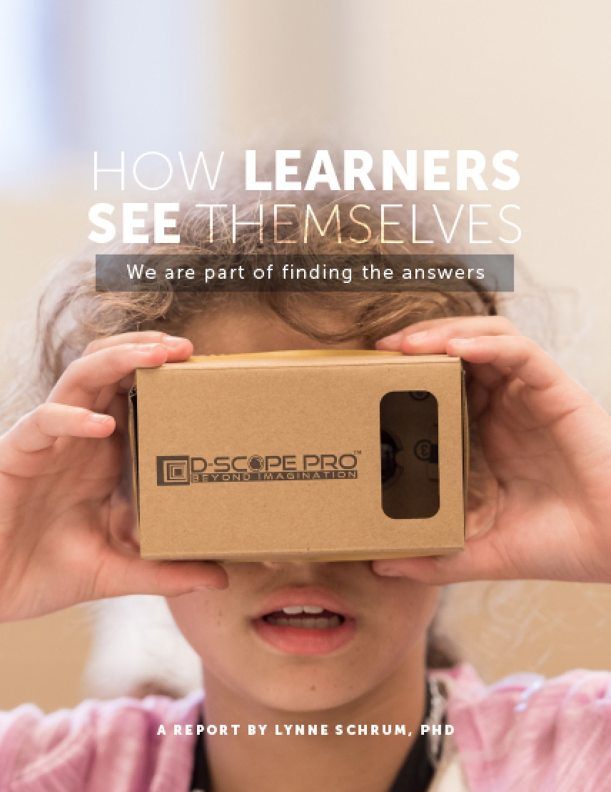 How Learners See Themselves cover